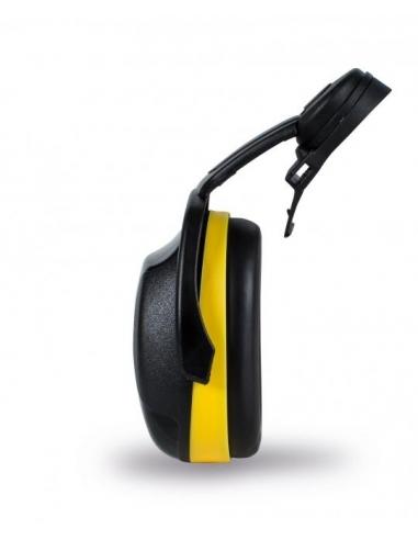 Kask hørselvern middels dempning