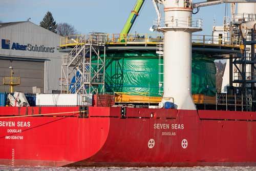 San Remo Hansen Protection Båtkalesjer